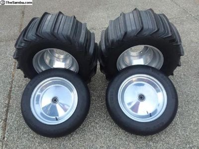 Dunebuggy / Sandrail tire package