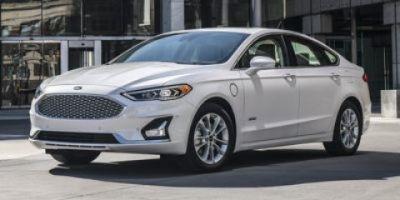 2019 Ford Fusion Energi Titanium (White Platinum Metallic Tri-Coat)