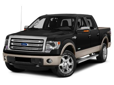 2013 Ford F-150 King Ranch (Kodiak Brown Metallic)