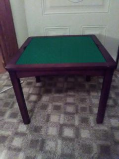 Solid Wood Flip Flop LEGO TABLE