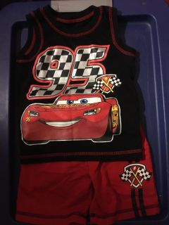3T cars outfit