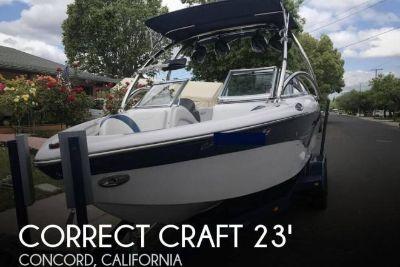 2007 Correct Craft Air Nautique 226 Limited
