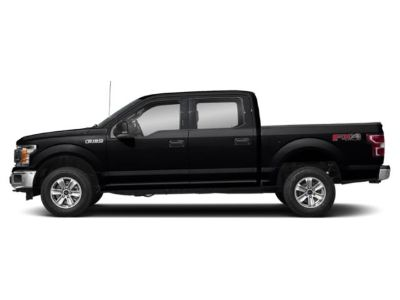 2019 Ford F-150 4WD SuperCrew Box (Agate Black Metallic)