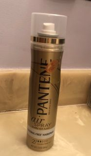LARGE PANTENE AIR HAIR SPRAY