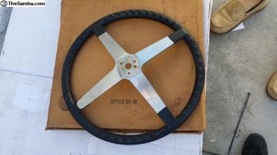 NOS sprint car wheel