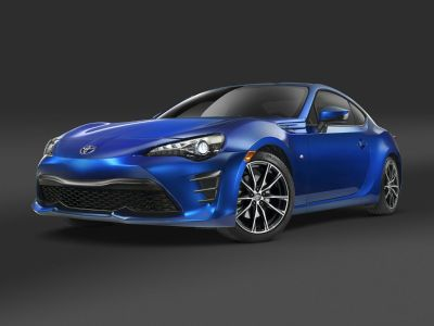 2019 Toyota 86 860 Special Edition (Raven)