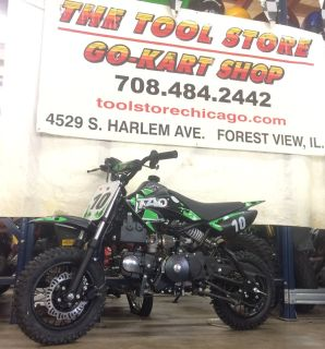 2018 Taotao USA DB10 Competition/Off Road Motorcycles Forest View, IL