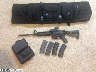 For Sale: ROCK RIVER AR15 WITH EOTECH