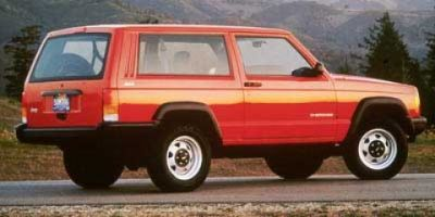 1998 Jeep Cherokee Sport (Green)