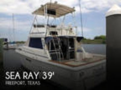 Sea Ray - 390 Sedan Bridge