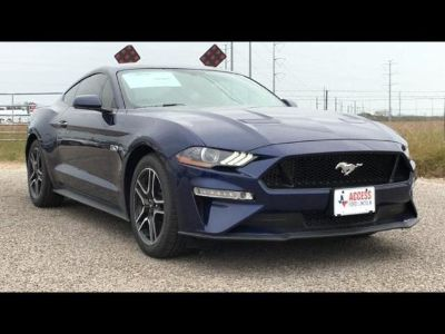 2019 Ford Mustang GT Fastback (KONA BLUE METALLIC)