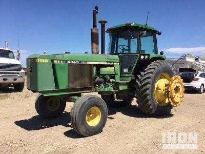 John Deere 4840 2WD Tractor