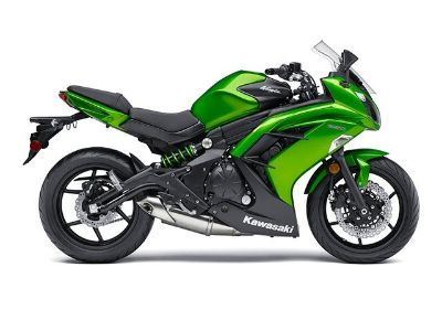 2015 Kawasaki Ninja 650 ABS Sport Motorcycles Houston, TX