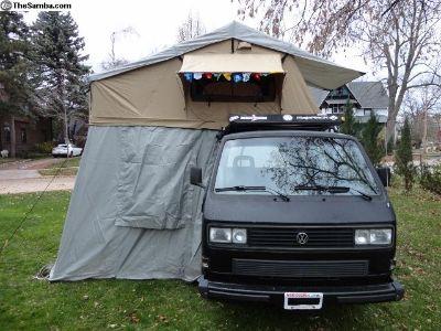 1987 VW Vanagon GL Syncro Camper Van
