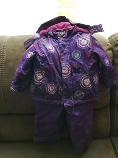 18-24 months winter coat and snow pants