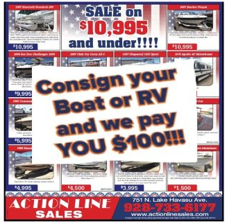 Wanna Sell your RV or BOAT???