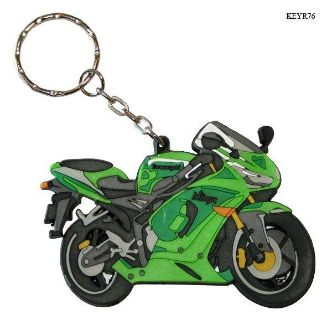 Buy KEYCHAIN KAWASAKI ZX6-RR ZX 6R FREE SHIPPING! motorcycle in Ashton, Illinois, US, for US $5.49