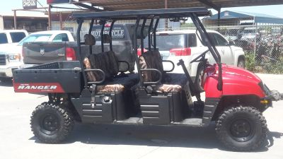 2009 Polaris Ranger Crew Side x Side Utility Vehicles Eastland, TX