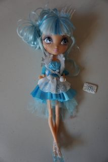 La Dee Da Doll Tylie as Snow Queen from Fairytale Dance Collection