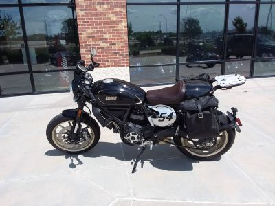 2017 Ducati Scrambler Cafe Racer Sport Motorcycles Lincoln, NE