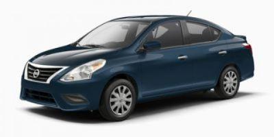 2017 Nissan Versa 1.6 S (Gray)