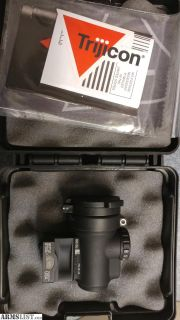 For Sale/Trade: Trijicon MRO with Battle Steel mount