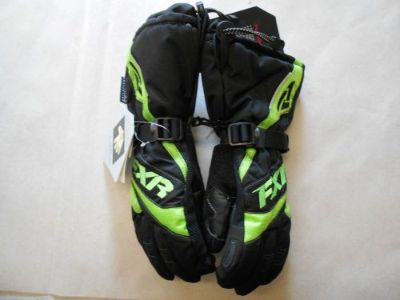 Find FXR Racing Women's Fusion Glove Blk/Lime SMALL Snowmobile Gloves 15614.70107 motorcycle in North Adams, Massachusetts, United States, for US $71.99