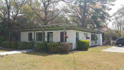 2309 9th Ave. Conway Four BR, What a gem! Tall white picket