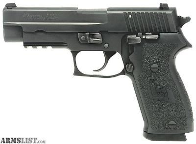 For Sale: Sig P220 45ACP USED