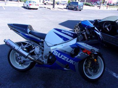 2002 Suzuki GSX-R1000 SuperSport Motorcycles Philadelphia, PA
