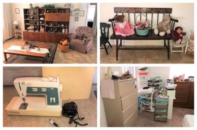 Fort Myers Friday Night Estate Auction..