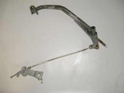 Find 87 Yamaha Moto 4 Champ 100 Brake Pedal with Linkage 11488 motorcycle in Farmersburg, Indiana, United States