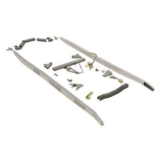 Find New Speedway U Weld Boxed Model A Frame Assembly Kit, SBC Chevy Mounts motorcycle in Lincoln, Nebraska, US, for US $999.99