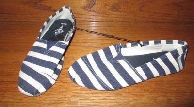 New SoulMates Canvas Slip Ons