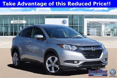 2017 Honda HR-V EX (Modern Steel Metallic)