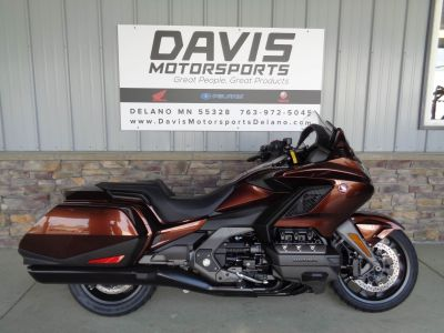 2018 Honda Gold Wing Touring Motorcycles Delano, MN