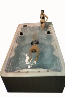 Swim Spas - great for aquatic therapy and fitness custom built in PA