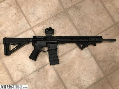 For Sale: Anderson AR15