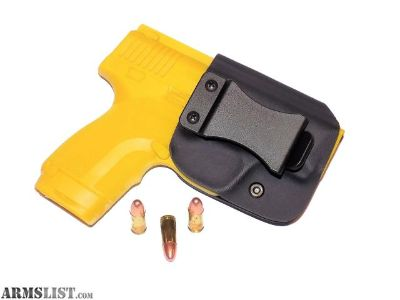 For Sale: Aggressive Concealment HG9IWBLP IWB Kydex Holster Honor Guard 9