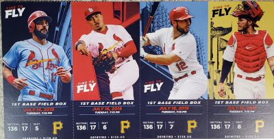 St. Louis Cardinals Tickets - Tuesday, July 16