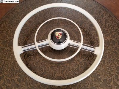356A 420mm Original Steering Wheel