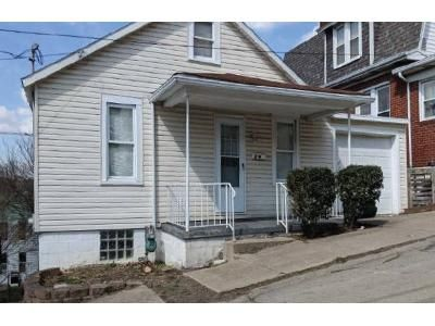 2 Bed 1 Bath Foreclosure Property in Uniontown, PA 15401 - Vance St