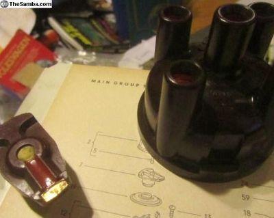 IgnitionPartsBosch1500/1500S/T3Ghia1964:NOS