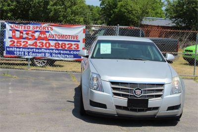 2009 Cadillac CTS 3.6L V6 (Silver)