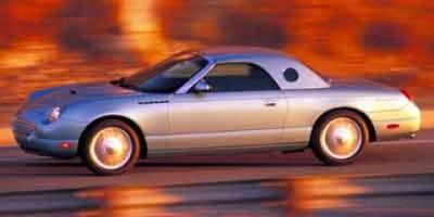 2002 Ford Thunderbird Deluxe ()
