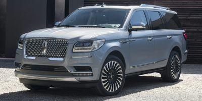 2019 Lincoln Navigator 4x4 Reserve (White Platinum Metallic Tri-Coat)