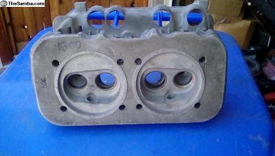 one dual port head serial # 022.101.372G