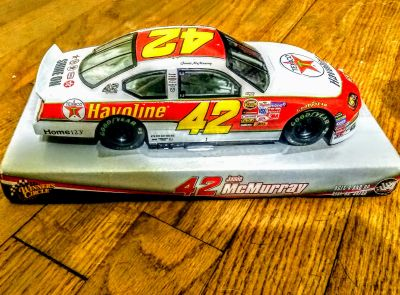 NASCAR scale model # 42 Jamie McMurray collectors item