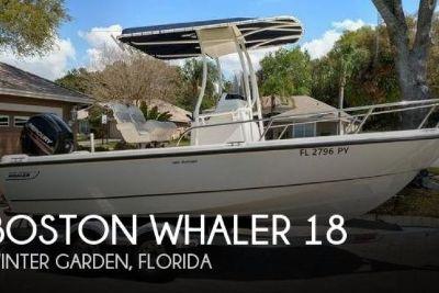 2015 Boston Whaler 18
