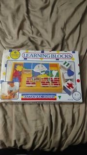 Learnings blocks